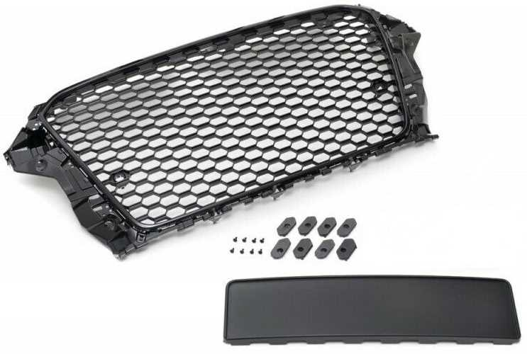 Suitable For Model 08-12 Audi A3 Upgrade Rs3 Grid Radiator