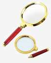 90mm Handheld 15X Magnifier Magnifying Glass Loupe Reading Jewellery Aid Big Large