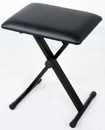 Pro X Frame Keyboard Bench Piano Stool Adjustable Height Padded Seat