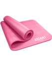 Large Thick Yoga Mat for Pilates Gymnast:183x61x1.0cm